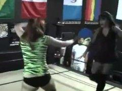 Lucky O'Shea vs Amanda