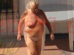 No nos cambiemos: Se filtran fotos de Lilita Carrió sin ropa