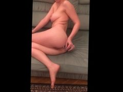 Anal Butt Plug For Amateur College Teen Slut Hot Homemade Ass Masturbation