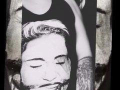 Masturbating on Miley Cryrus's ChelseaGrin