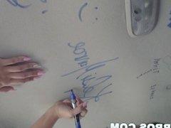 BANGBROS - PAWG Kelsi Monroe Rides Dick on the Bang Bus (bb13531)