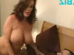 Mom and son Bed Play - FiLF.BiZ -