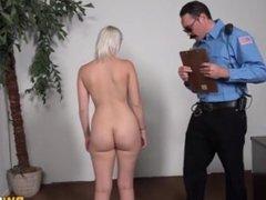 Lesbian sex in prison
