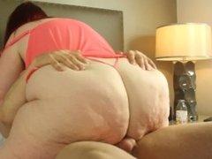 Asstyn Martyn rides Porn Star Jake in her first scene ever!