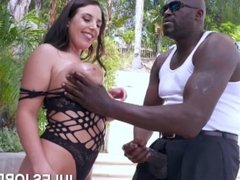 Jules Jordan - Angela White Gets Her Ass Stretched By Lex's BBC