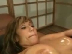 Low Quality Oldie But Goodie of Famous Oiled Star And Fucking Machines.