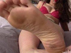 Lick My Feet Clean