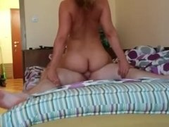 couple having sex in the morning