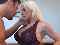 Banging my Big Titted Blonde Neighbour