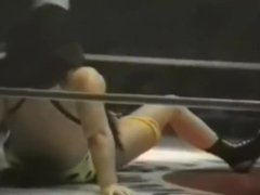 Japanese Cute Girls Catfight Women Wrestling