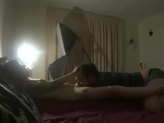 Hot amateur first time interracial