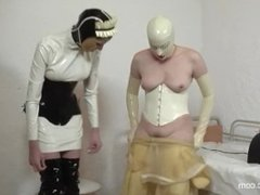 Sybian Doggy Part 1