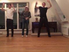 Hanna Arrhenius Dances