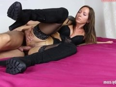Mydirtyhobby - Intense anal fuck after long abstinence