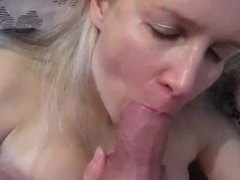 Homemade Blowjob Mom Tania