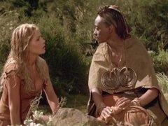 Tanya Roberts Nude in Sheena (1984)