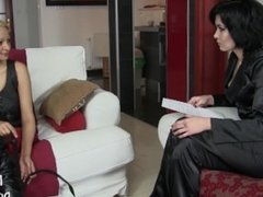 Interview With Lady Zsi - Hungarian Mistress Tell About Her Cruel Fantasies