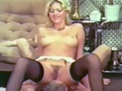 cc Jannie and Lene in vintage retro piss