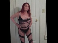 Redhot Redhead Show 8-25-2017 Pt. 2 (Lingerie Photoshoot)