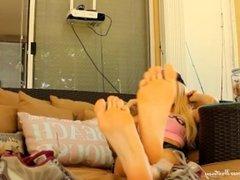 rare foot pov