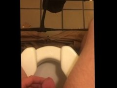 Peeing like a girl when I wear my thong