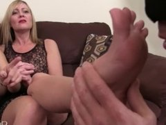 Dirty Tasks for Father and Son , boots and feet worship