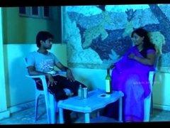 Bhabi And Boyfriend Enjoying After Drink
