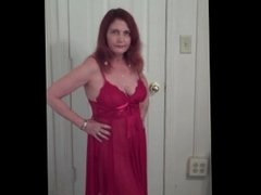 Redhot Redhead Show 8-27-2017 Pt. 1 (Lingerie Photoshoot)