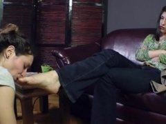 black ped socks stinky flats and feet
