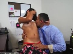 Teen booty dance strip first time Bring