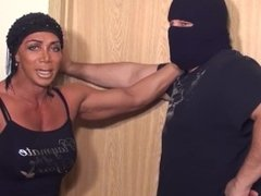 Punch Test Dummy (Part 1 of 3) FBB Latia Hammers Rambo