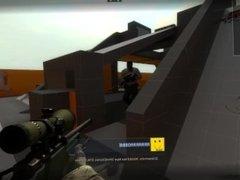 Navy Seal shoots a heavy load into terrorist
