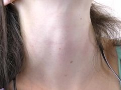 Neck Show and Tell - Neck and Vein Fetish