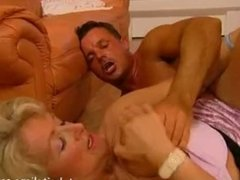 Letizia German mature milf - Hot Love for My Boy