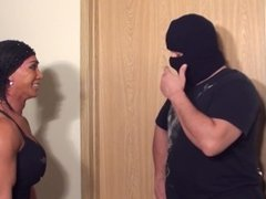Punch Test Dummy (Part 2 of 3) FBB Pummels Rambo