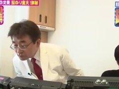 Mystery of Kinoshita Yuka belly expanded