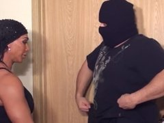 Punch Test Dummy...(Part 3 of 3) Finale Fury FBB Destroys Rambo's Abs