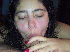 Deep throating pt3 with cumshot