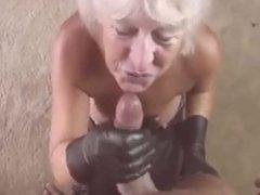 10 amateur mature ladies giving blowjobs vol. 4