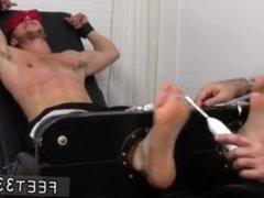 Boy Nude Feet Gallery Gay Kenny Tickled In A