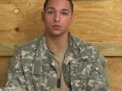 Uncut gay military men xxx free sex video