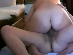 fucking cheating wife with a booty I got her at 6hookup.com