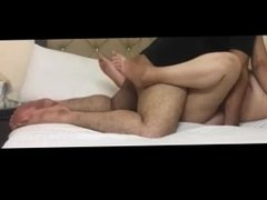 Busty Indian wife fucked hard part 2
