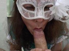 Nurse treats a hard dick