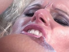 Big Booty Anal Whore Anal Whore Shares Cock With Big Tit Blonde