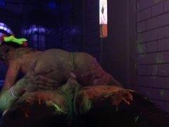 The Art of Сolor Sex HD - I Love Hot Sex in Colored Mucus (full version)