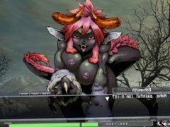 The request Button : Behemoth (Monster girl quest 2)