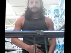 Cum on Cam 33: Cleanup on Aisle 9