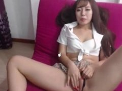 LIVEJASMIN CHINESE GIRL ANN69 ANMI PRIVATE SHOW