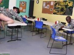 Military men cumming videos gay first time